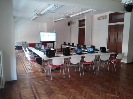 Primo corso nella nuova aula Anastasis | Dislessia e Tecnologia | Scoop.it