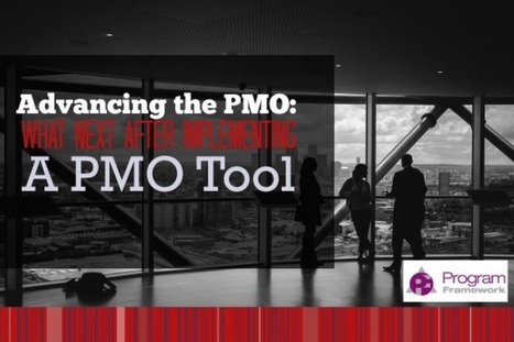 Advancing the PMO – What Next After Implementing a PMO Tool? Project Accelerator News | Project Management around the globe | Scoop.it
