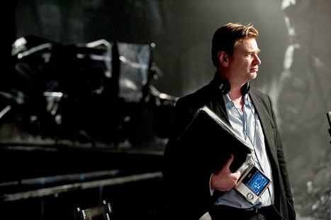 'Dark Knight Rises': Christopher Nolan takes Batman to newplace | Video Professional Tools & Tech | Scoop.it