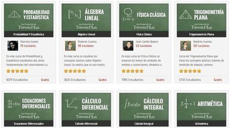 Sitios para aprender Matemáticas gratis por Internet | Educación | Scoop.it