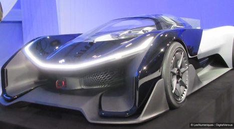 Faraday Future veut faire trembler l'empire Tesla... | great buzzness | Scoop.it