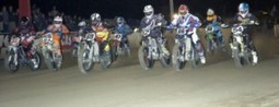 Mees' First Trip to Perris: He Came, He Saw…   California Flat Track Association (CFTA)   Scoop.it