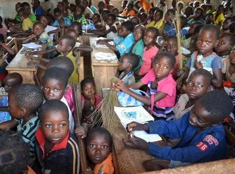 La scolarisation des enfants progresse dans le monde - France Inter   Communication in progress   Scoop.it