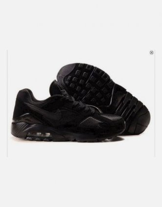 Chaussures Nike Air Max 180 Noir Pas Cher | fashion outlet | Scoop.it