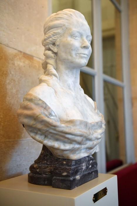 Olympe de Gouges fait (enfin!) son entrée à l'Assemblée nationale | CULTURE, HUMANITÉS ET INNOVATION | Scoop.it