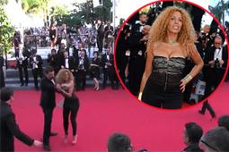 Vidéo Afida Turner virée de la montée des marches à Cannes - Vidéo People - Look Ma Video.fr   Buzz, humour et vidéos drôles   Scoop.it