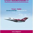 Tulle - Paris en jet : 2200€ vs 30000€ - coup de pub de la compagnie Wijet à voir demain dans le Figaro | Ablacarolyn | Scoop.it