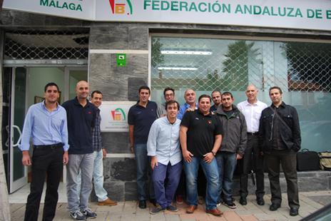 La Delegación Provincial de Málaga acogió este sábado una reunión de trabajo del CAAB para la Plataforma de Formación Arbitral - FAB Málaga | Basket-2 | Scoop.it