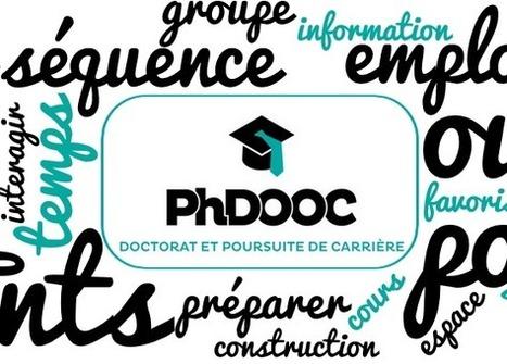 Doctorat et Poursuite de Carrière | Le Mémento du PhD | Scoop.it