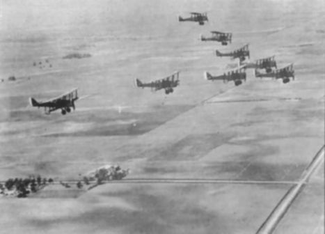 How WWI Shaped Air Combat — And Still Influences Modern Missions | Outbreaks of Futurity | Scoop.it