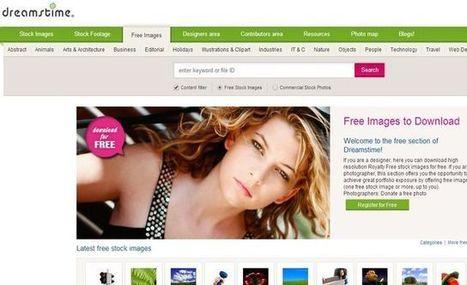 Dreamstime, colección de fotografías de calidad gratuitas para descargar | Web 3.0 | Scoop.it