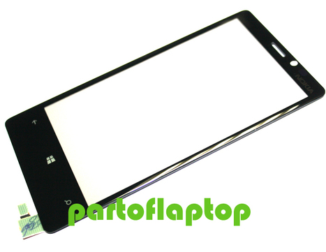 Nokia Lumia 920 New Genuine Touch Panel Screen Digitizer Replacement with AT&T logo | Lumia 920 Touch Panel Digitizer Replacement | Scoop.it