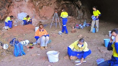 Australian cave dig unearths 45,000 year old artefacts | The Archaeology News Network | Kiosque du monde : Océanie | Scoop.it
