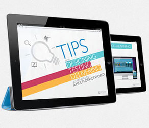 FREE eBook | Tips for Designing, Testing and Delivering eLearning in a Multi-device World | Technology in Today's Classroom | Scoop.it