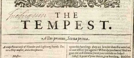 Saint-Omer : un livre rare de Shakespeare dormait à la bibliothèque - Le Parisien | Sophie-Luce Morin, auteure | Scoop.it