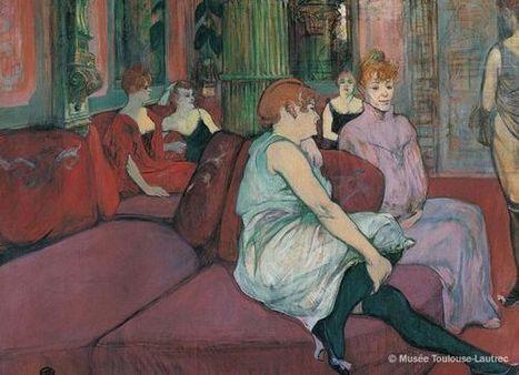 Collections en ligne - Musée Toulouse-Lautrec Albi Midi Pyrénées | Clic France | Scoop.it
