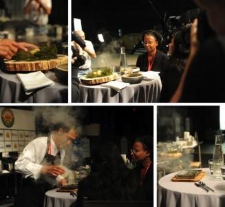 … Aime mesurer la grandeur de la Gastronomie Belge… San Degeimbre à Starchefs (New-York, USA) | COOKCOONING - Stéphanie BITEAU | Gastronomie et alimentation pour la santé | Scoop.it