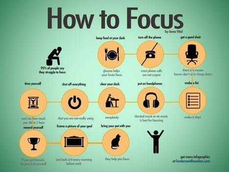 11 Tips To Keep Your Students Focused Infographic - e-Learning Feeds | Higher Education and more... | Scoop.it