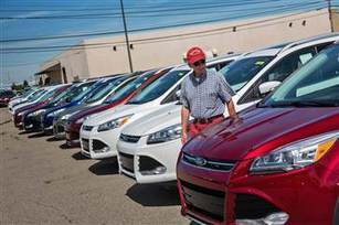 Come on down! Bargains ahead at overloaded car dealerships - NBCNews.com | Money Money Money payday cash!@www.nofee6monthloans.co.uk | Scoop.it