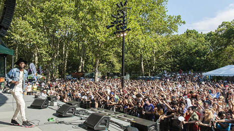 Here's the full Central Park SummerStage 2016 lineup  | Brooklyn By Design | Scoop.it