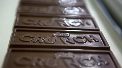 Nestlé removing artificial flavors and colors from its chocolate candies   Semantic web, contents, cloud and Social Media   Scoop.it