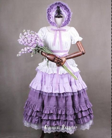 New Arrivals,Steampunk Dress, Classical puppet jumper lolita dress   Lolita Dress   Scoop.it