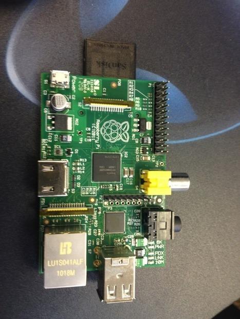 Got my @Raspberry_Pi! So happy http://yfrog.com/kike1nsj http://yfrog.com/mo1iispj | Raspberry Pi | Scoop.it