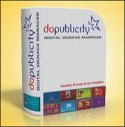 Logiciel gratuit Free doPublicity PRO Edition Digital Signage 2012 Licence gratuite ,Webmaster,professionnel,publicite | signalétique digitale | Scoop.it