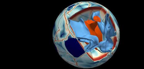 Le puzzle des plaques tectoniques enfin résolu   Notebook   Scoop.it