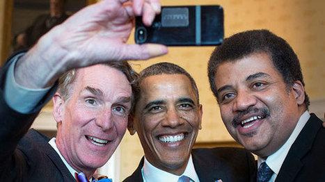The power of selfie marketing | immersive media | Scoop.it