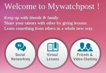 Exciting Features of New Social Network MyWatchPost.com | PRLog | Social Networking | Scoop.it