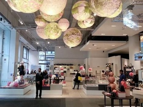 Selfridges revendique l'ouverture du plus grand espace accessoires du monde | Retail Intelligence® | Scoop.it