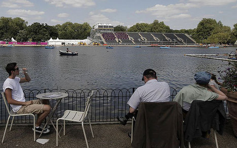 London 2012 Olympics venues: Hyde Park - Telegraph | The Royal Parks of London | Scoop.it