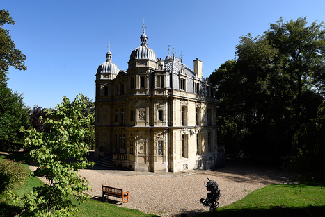 Work begins to restore mansion that was once home to famed novelist Alexandre Dumas | News in Conservation | Scoop.it