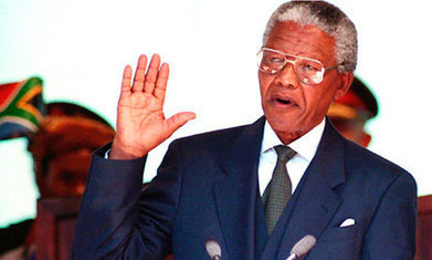 Nelson Mandela changed the course of history – for South Africa and the US | Daraja.net | Scoop.it