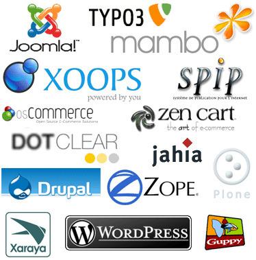 Les CMS Open Source dans les Entreprises Françaises | WebZine E-Commerce &  E-Marketing - Alexandre Kuhn | Scoop.it