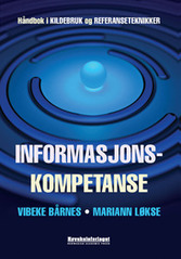 Informasjonskompetanse - Høyskoleforlaget | Skolebibliotek | Scoop.it