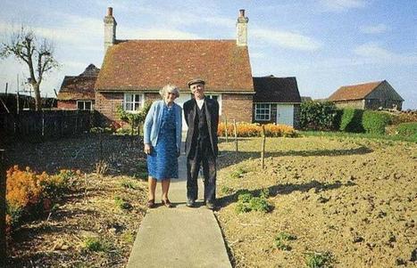 Las fotos de una pareja de ancianos conmueven a las redes sociales | Paz y bienestar interior para un Mundo Mejor | Scoop.it