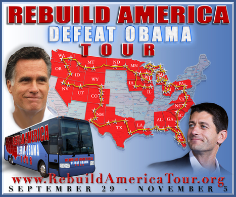 Rebuild America-Defeat Obama National Tour   Restore America   Scoop.it