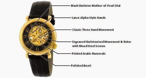 Ladies Stuhrling Original Watch Model# 108.123527   العاب فلاش ظاظا   Scoop.it