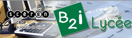 Les cartes mentales du B2i Lycée | TELT | Scoop.it