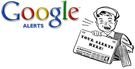 Cómo sacar provecho de Google Alerts en la búsqueda de empleo | conductor | Scoop.it