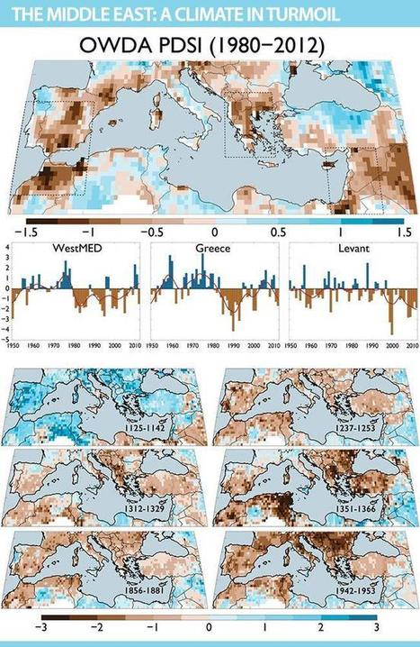 Is this the first Climate War? | Climate change challenges | Scoop.it