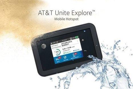 AT&T Unite Explore Unlocked (Netgear Aircard AC815S)4G LTE Mobile Hotspot   4G LTE Mobile Broadband & 4G Smartphone & Gadgets   Scoop.it