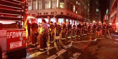 3-alarm fire near Rockefeller Center | Daily Breaking News | Scoop.it
