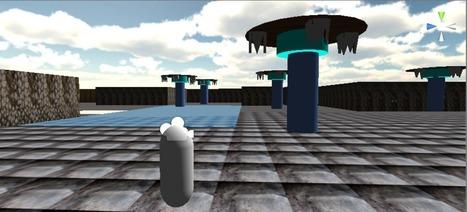 La imaginación computacional superior arriba con algoritmo para desarrollar juegos de video | Personal | Scoop.it
