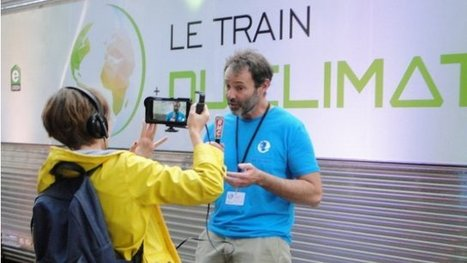 Le train du climat arrive à Libourne demain 14 octobre - France 3 Aquitaine | BIENVENUE EN AQUITAINE | Scoop.it
