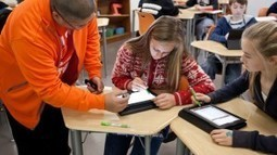 What Will It Take for iPads to Upend Teaching and Learning? | Implementing iPads in the Classroom | Scoop.it