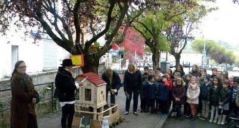 Une boîte à donner  s'installe rue de la Tannerie | Pamiers | Scoop.it