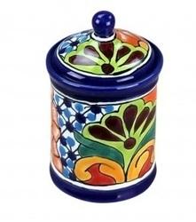 Talavera Sugar Canister Decor | Pottery | Scoop.it
